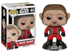 #82 Nien Nunb  (Star Wars)