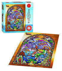 The Legend of Zelda The Wind Waker Series  Collector's Puzzle