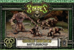 Circle Orboros - Battlegroup (Hordes)
