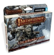 Pathfinder Adventure (Card Game) - Rise Of The Runelords - Hook Mountain Massacre Adventure Deck