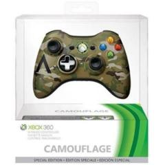 Microsoft Xbox 360 Camouflage Controller