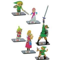 TOMY Gacha Ball - Zelda Figure Collection