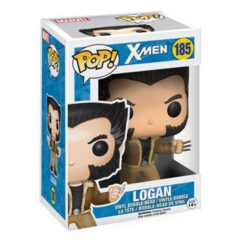 #185 - Logan (X-Men Marvel)