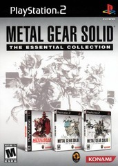 Metal Gear Solid: Essentials Collection