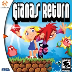 Giana's Return (Reproduction Disc)