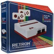 NES RetroN 1 Gaming System (Red)