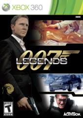 007 - Legends ( Xbox 360)