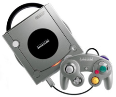 GameCube Silver