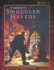 Shadowrun Companion: Target: Smuggler Havens