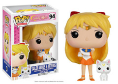 #94 - Sailor Venus & Artemis (Sailor Moon)