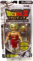 Dragon Ball Z Transformation SS Broly