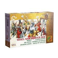 Shael Han Starter Box (Wrath of Kings)