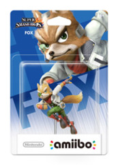 Super Smash Bros. Fox - Amiibo (Nintendo)