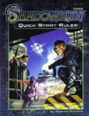 Shadowrun Quick Start Rules