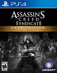 Assassin's Creed Syndicate - GE (Playstation 4)