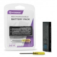 DSi XL Rechargeable Battery Pack with Screwdriver