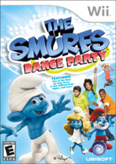 The Smurfs - Dance Party (Wii)