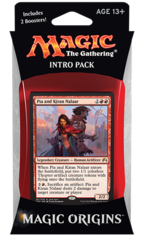 Magic Origins Intro Deck - Assemble Victory