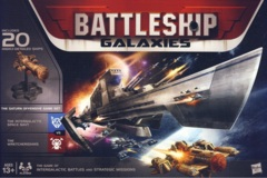Battleship Galaxies: The Saturn Offensive Game Set