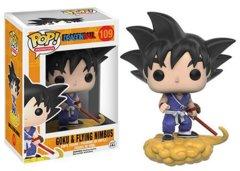#109 - Goku & Flying Nimbus (Dragonball)