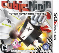 Cubic Ninja Action Adventure Twisted