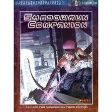 Shadowrun Sourcebook: Shadowrun Companion