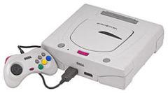 Sega Saturn JPN (any color)