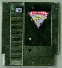 Nintendo World Championships 1990 Gold