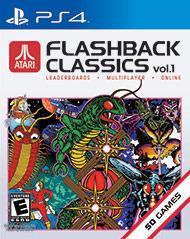 Atari Flashback Classics Vol 1 (Playstation 4)