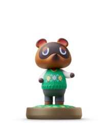 Tom Nook - Animal Crossing - Amiibo (Nintendo)