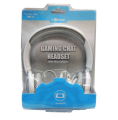 Wii U Gaming Chat Headset