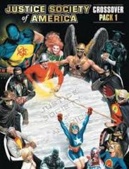 DC Comics Deck-Building Game: Justice Society of America Pack 1