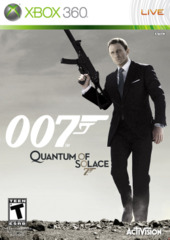 007 - Quantum of Solace ( Xbox 360)