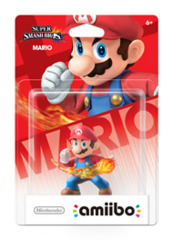 Super Smash Bros. Mario - Amiibo (Nintendo)