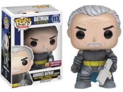 #113 Armored Batman (Unmasked)  (Batman the Dark Knight Returns) Px Previews Exclusive