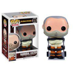 #25 Hannibal Lecter - Funko POP!