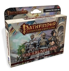 Pathfinder Adventure (Card Game) - Rise of the Runelords - Character Add On Deck