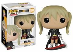 #80 - Maka (Soul Eater)