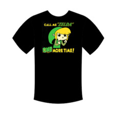 Call Me Zelda One More Time! T-Shirt
