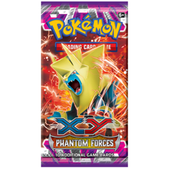 Pokemon Booster Pack - XY Phantom Forces