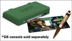 DS Lite LEGO Indiana Jones Legends Kit