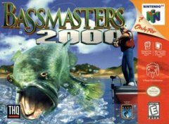 Bassmasters 2000 (Grey Cartridge)