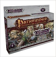 Pathfinder Adventure Card Game - Wrath of the Righteous Character Add-On Deck