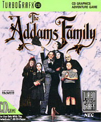 The Addams Family (Super CD)