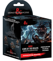 Icons of the Realms: Monster Menagerie Booster Pack