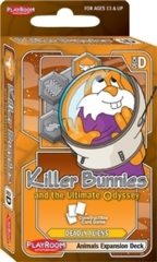 Killer Bunnies and the Ultimate Odyssey: Deadly Aliens Animals Expansion Deck