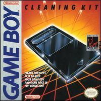 Game Boy Cleaning Kit