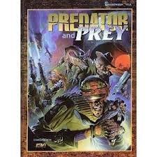 Shadowrun Adventures: Predator and Prey