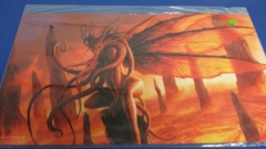 Playmat AOM Dan Scott Lair of the Succubus