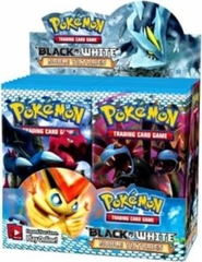 Black and White: Noble Victories: Booster Box